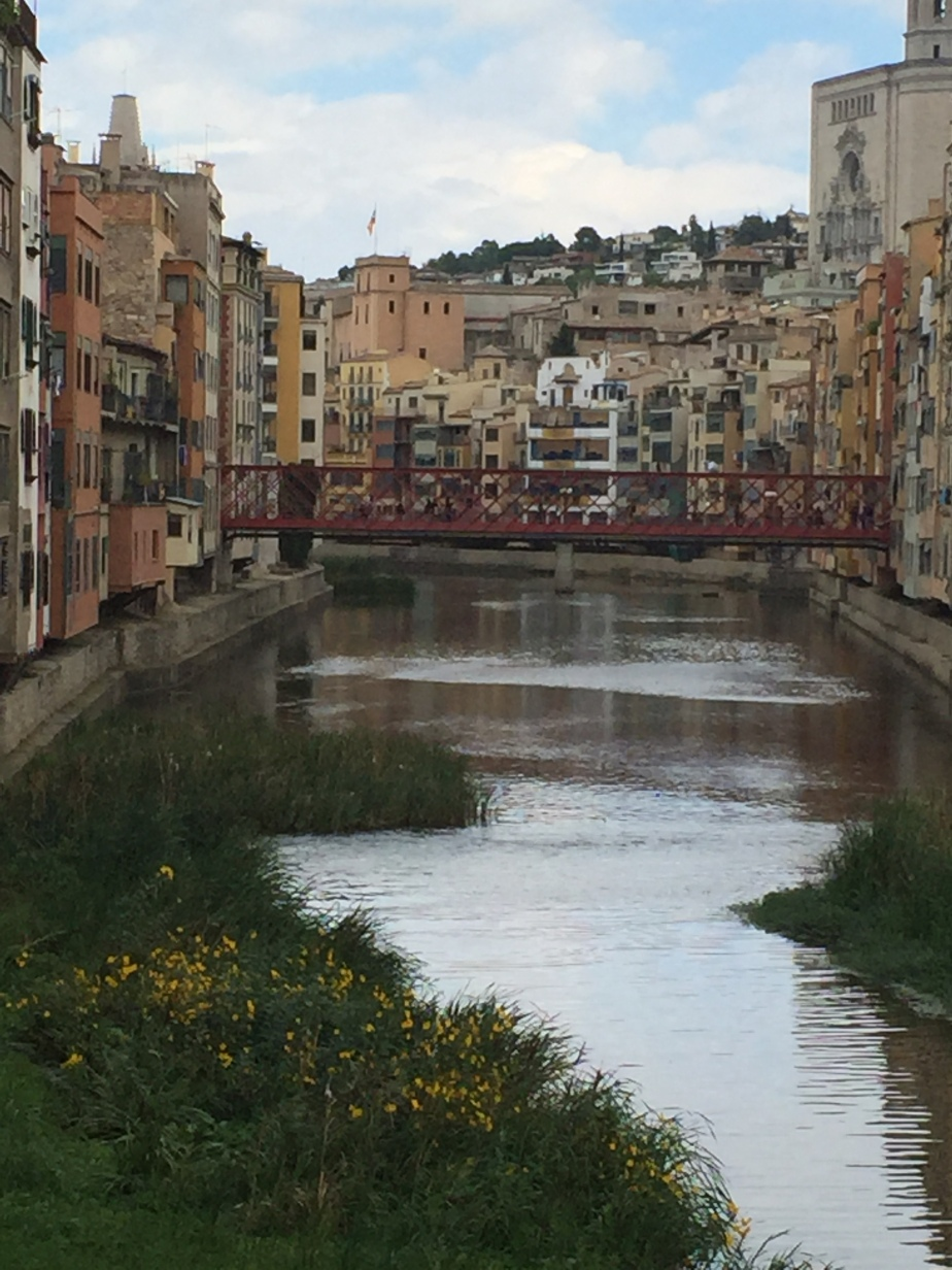 Moody, brooding, beautiful Girona